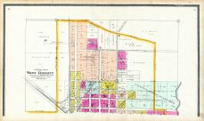 West Liberty - North, Muscatine County 1899